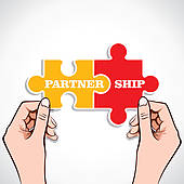 Partnership Clip Art.