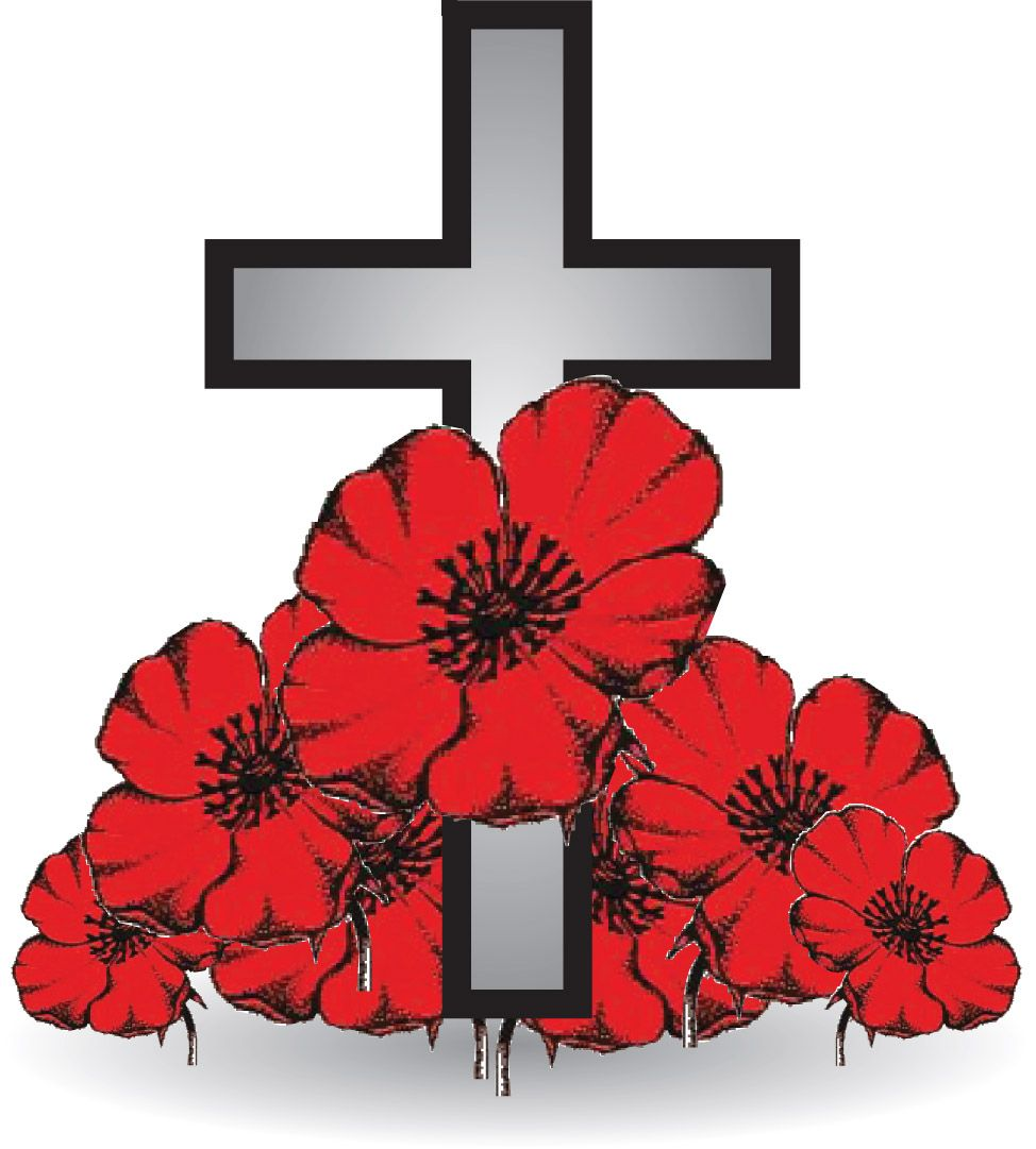 37 Awesome memorial day poppy clipart.