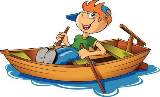 Row Boat Clipart, Row Boat Free Clipart.