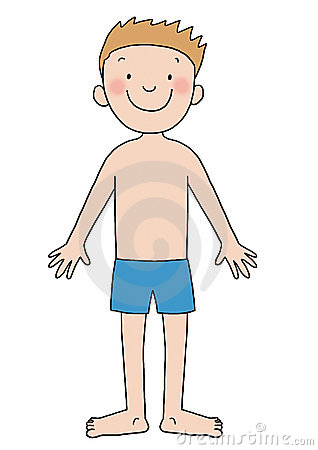 Parts of body clipart.