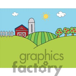 Country Clip Art Borders.