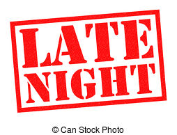Late evening clipart #16