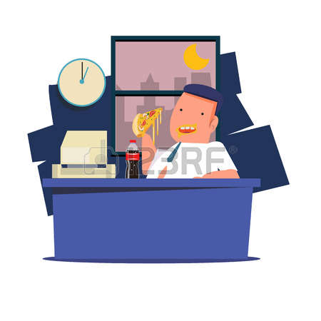 976 Late Night Stock Vector Illustration And Royalty Free Late.