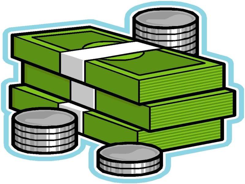 Money Money Money Clipart.