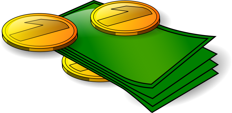 Coin Money Clipart Clip art of Money Clipart #436 — Clipartwork.