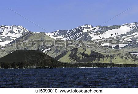 Stock Photography of Coastline of Sor.
