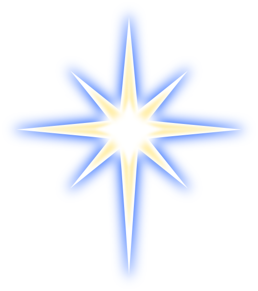 North Star Clipart.