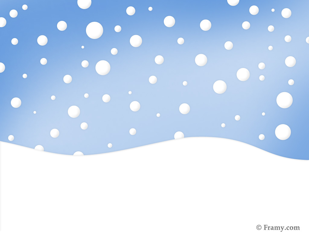 In the snow clipart #16