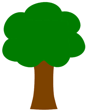trees clipart free #2
