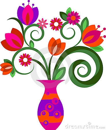 In The Vase Clipart Clipground