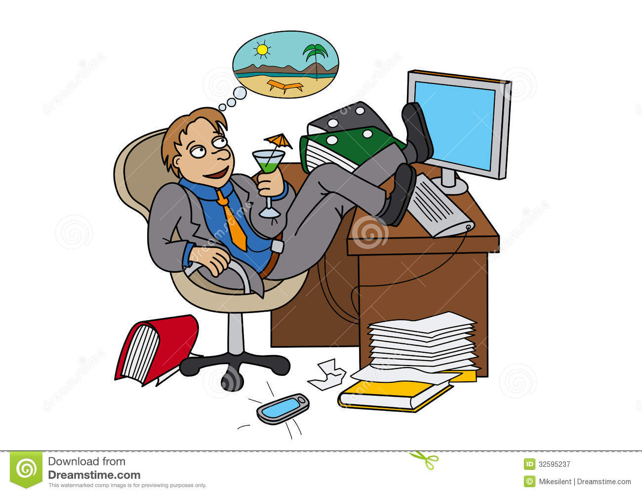 Workplace Clipart Free.