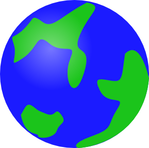Globe Earth Clip Art at Clker.com.