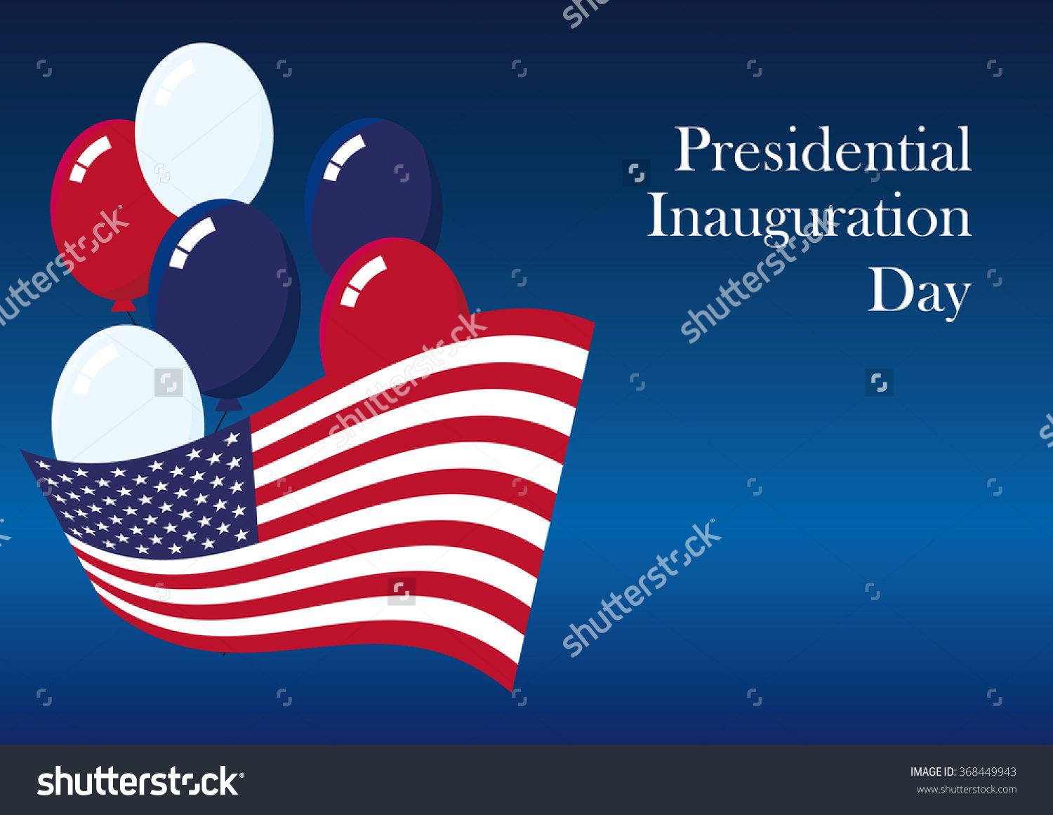 Presidential Inauguration Day..