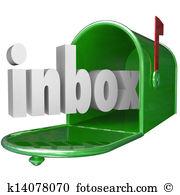 Inbox Clip Art and Stock Illustrations. 1,243 inbox EPS.