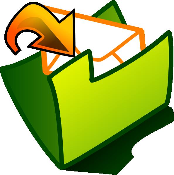 Inbox Folder Clip Art at Clker.com.