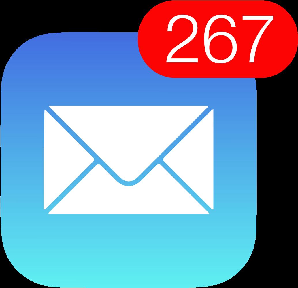 HD Inbox Png.