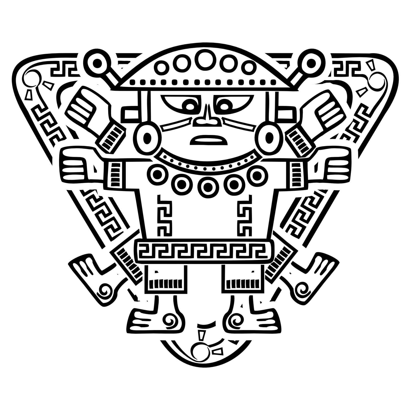Inca Clipart.