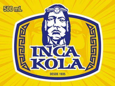 Inca Kola.
