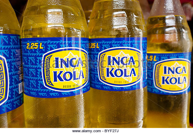 Inca Cola Drink Stock Photos & Inca Cola Drink Stock Images.