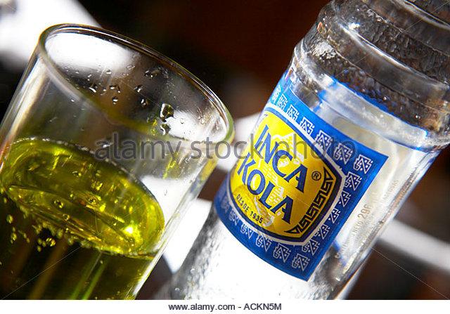 Inka Cola Stock Photos & Inka Cola Stock Images.