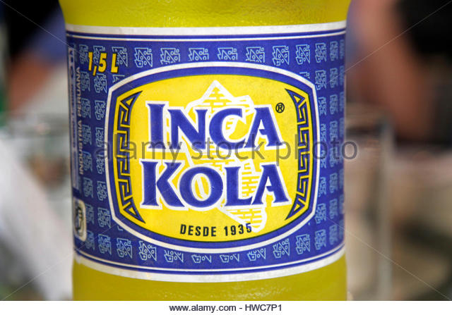 Inca Cola Stock Photos & Inca Cola Stock Images.