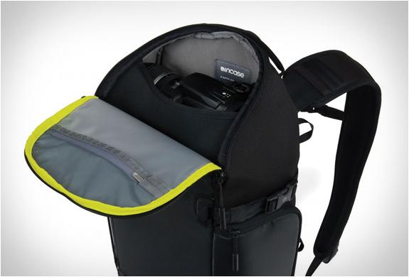 Incase Photo Backpack.