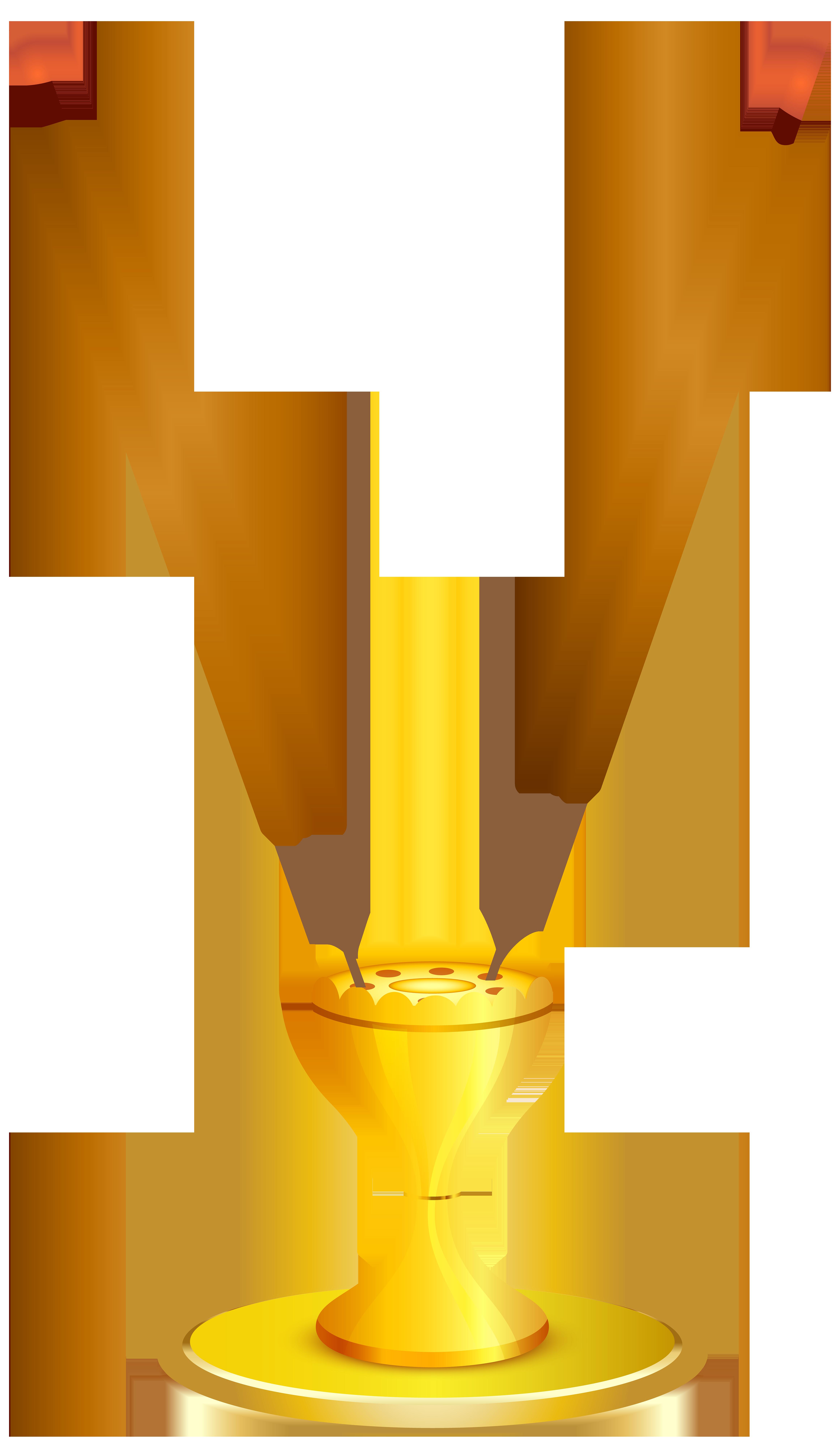 Indian Incense Sticks Transparent Clip Art Image.