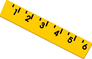 Ruler Clip Art Images Inches 1 8 1 4 1 2.