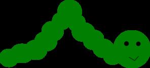 Inch Worm Clip Art at Clker.com.