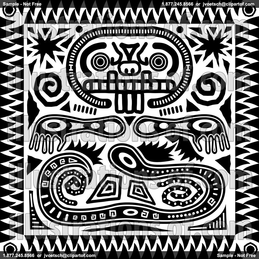 Inca Food Clipart.