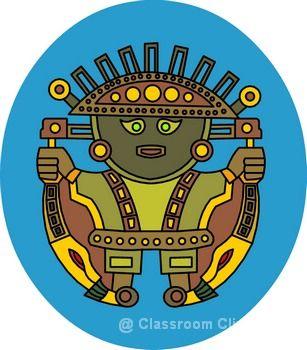 Inca : inca7 : Classroom Clipart.