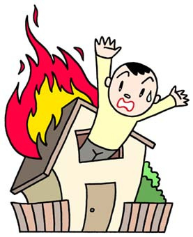Fire Incident Clipart.
