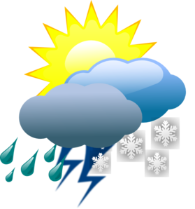 Weather Clip Art at Clker.com.
