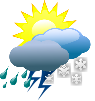 Collection of 14 free Weather clipart weather forecast sales clipart.