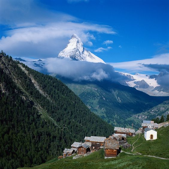 Zermatt Lived there for 2 years.