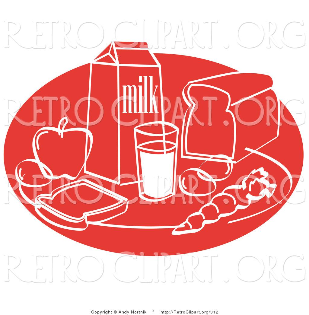 Royalty Free Cuisine Stock Retro Designs.