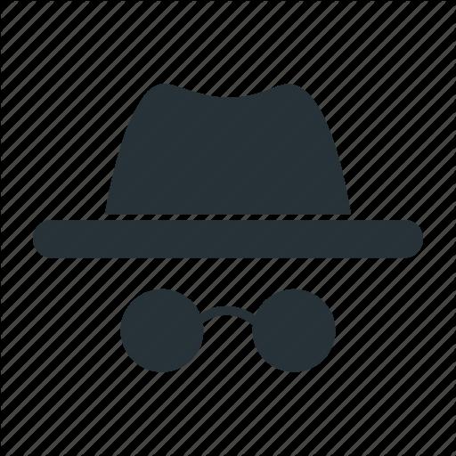 Incognito Icon #69679.