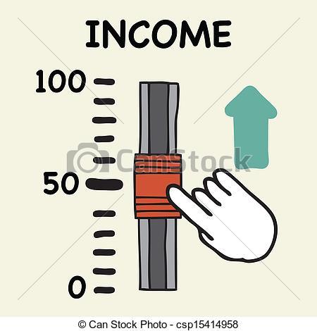 Income Clipart.