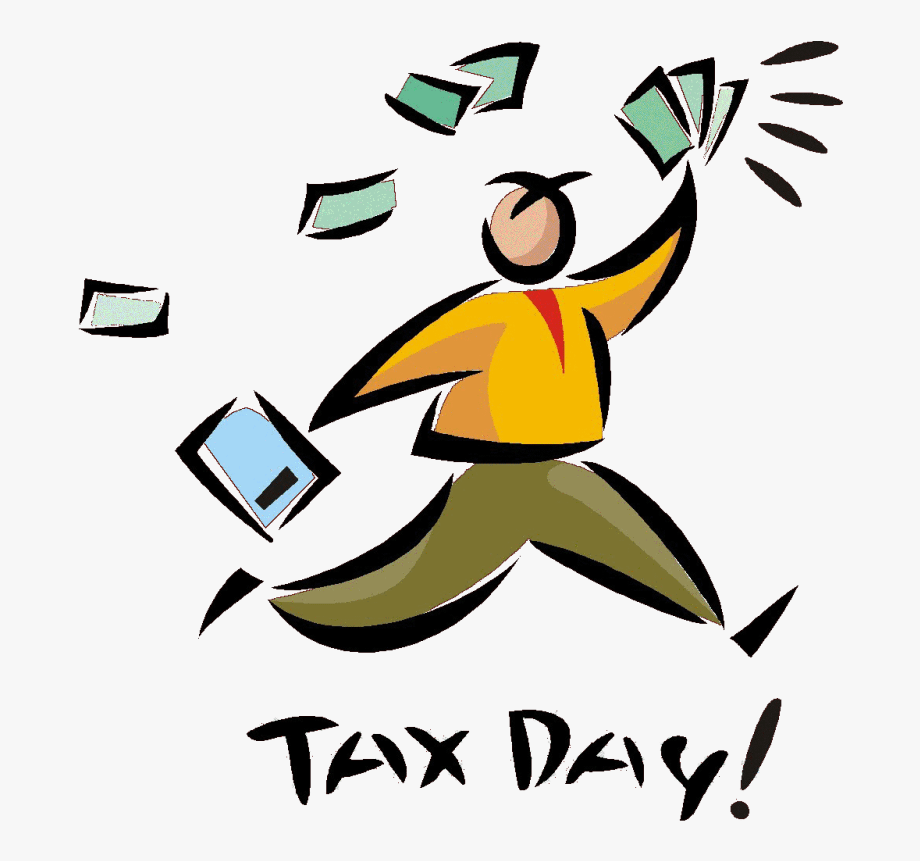 Income Tax Day Clipart 2 By Brian.