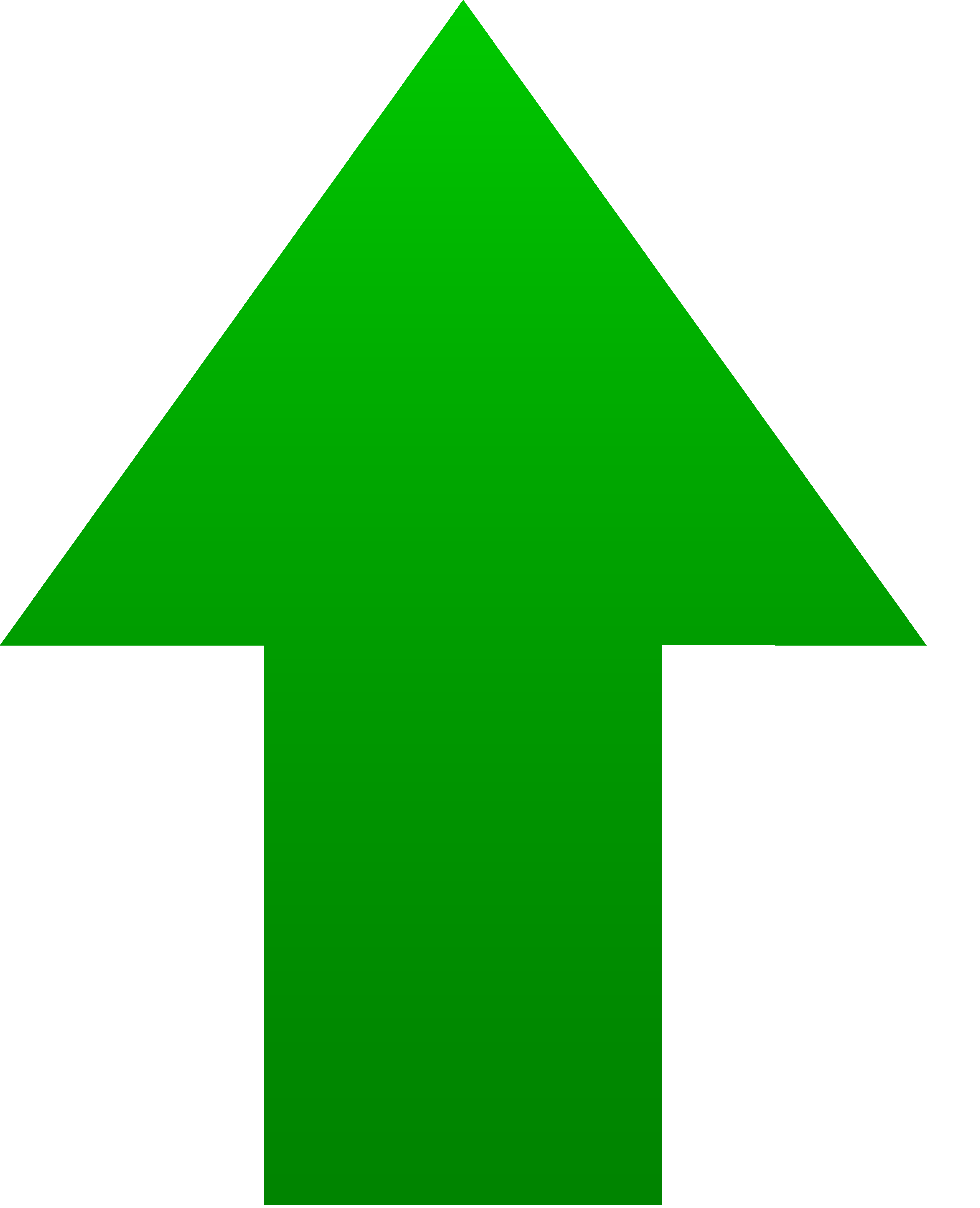 Up Arrow Clipart.