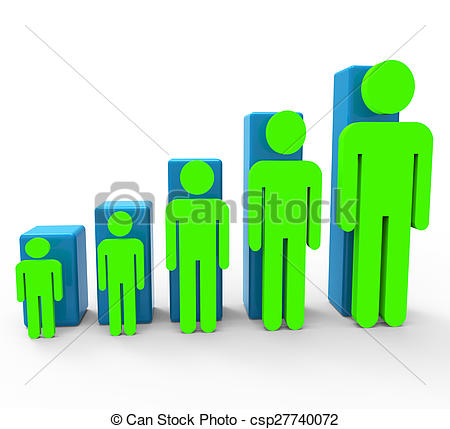Population increase Clip Art and Stock Illustrations. 203.