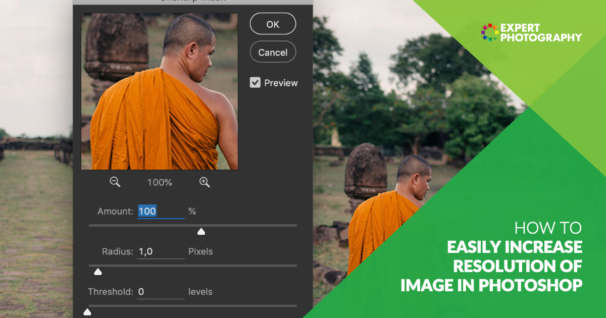 How To Increase Resolution of Images in Photoshop (Easy Guide!).