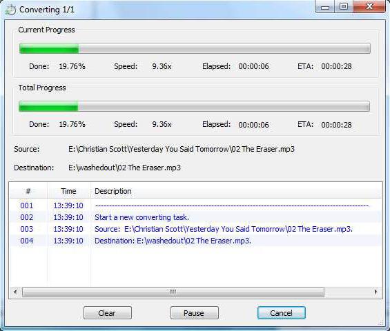 MP3 Speed.