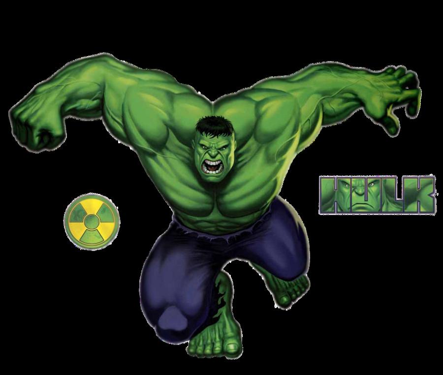Incredible Hulk Clipart.