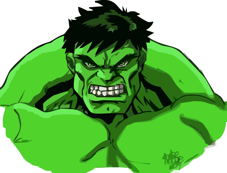 Incredible Hulk Face Drawing at PaintingValley.com.