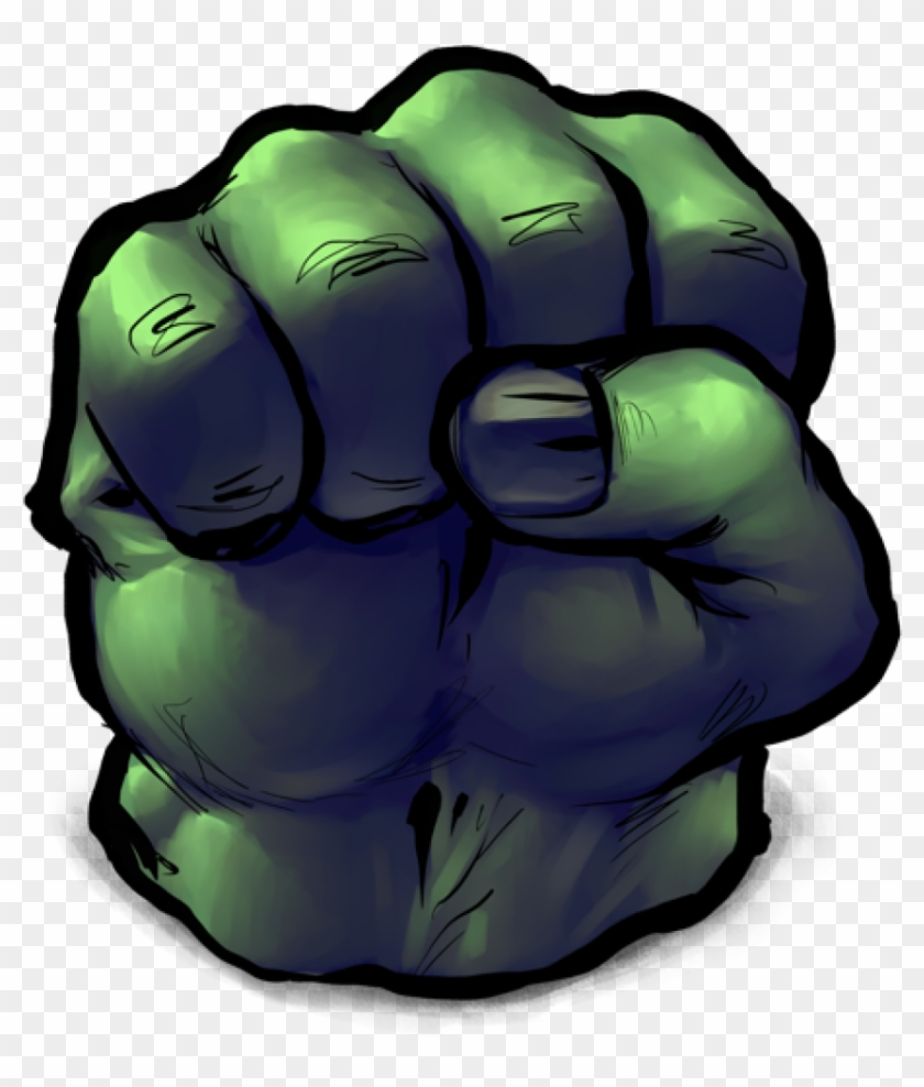 Hulk Clipart Face.