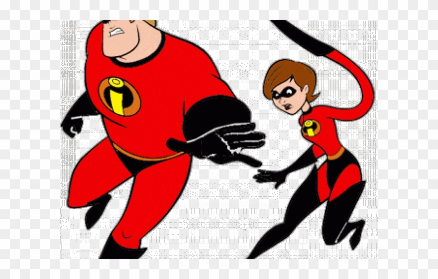 The Incredibles Clipart (#2099213).