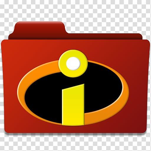 The Incredibles logo, The Incredibles Pixar Dash Superhero.