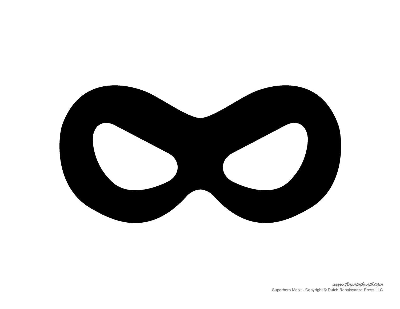 Robin Mask Clipart.