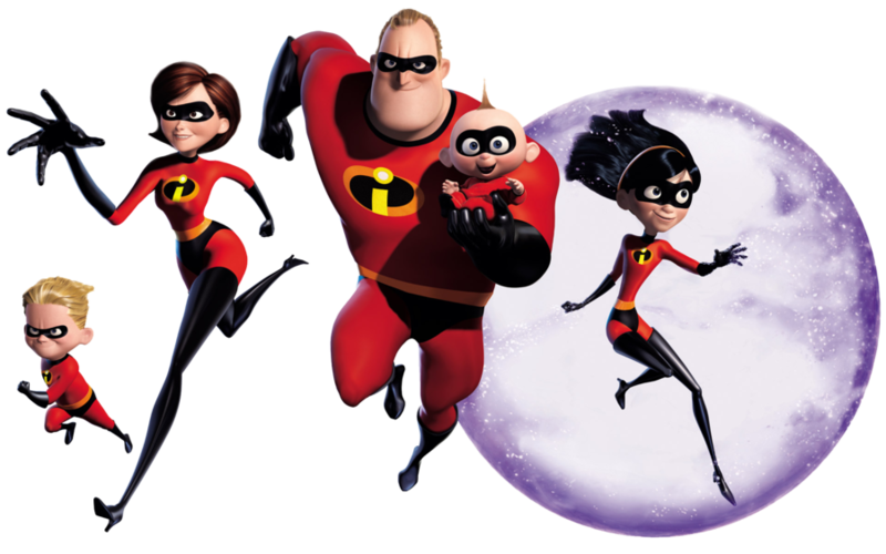 Download Free png The Incredibles PNG File.